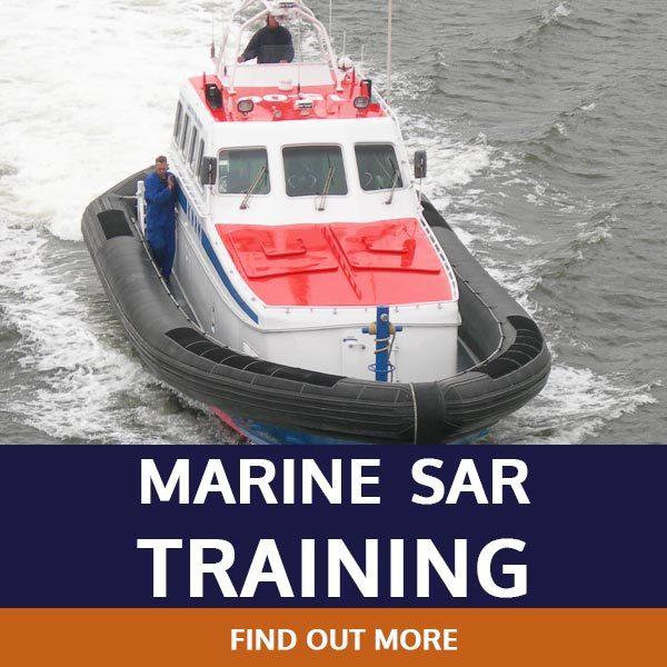 Marine SAR Training