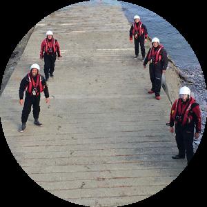 Maritime SAR team