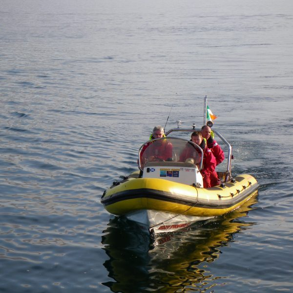 Leisure powerboat training