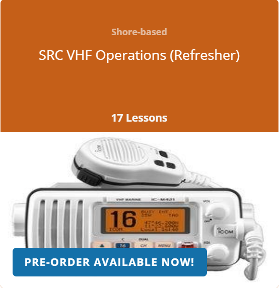 SRC VHF Refresher