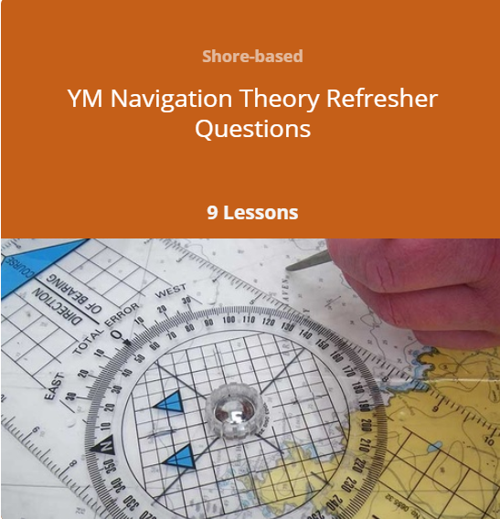 Yachtmaster Theory Refresher